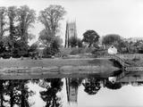 Abbey Park  Evesham  Worcestershire