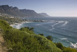 Camps Bay and Twelve Apostles Mountains