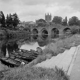 Wye Bridge  Hereford