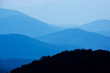 Skyline Drive  Shenandoah National Park  Virginia
