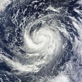 Tropical Storm Prapiroon (22W) in the Philippine Sea