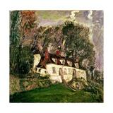 The House at Oiseme  1934