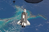 Space Shuttle Atlantis on its Final Flight
