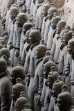 Terracotta Soldiers at Qin Shi Huangdi Tomb