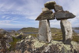 Stone Cairn at Brimstone Head