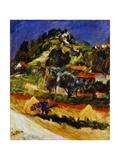 Landscape in Ceret  1932