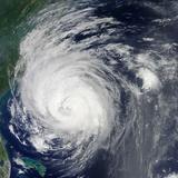Hurricane Earl Along the North Carolina Coast