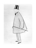 Caricature of Jacques Doucet  C 1910-1929