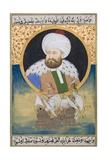 Admiral Barbaros Hayreddin Pasha