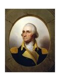 George Washington (Porthole Portrait)