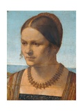Portrait of a Young Venetian Lady