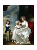 Henrietta  Countess of Warwick  and Her Children