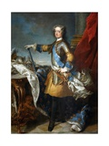 Louis XV  King of France and Navarre