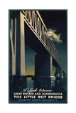 The Little Belt Bridge Poster