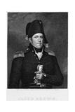 Major General Jacob Brown