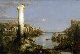 The Course of Empire - Desolation Giclée par Thomas Cole