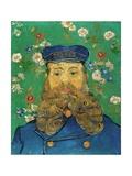 Portrait of Joseph Roulin Giclée par Vincent Van Gogh