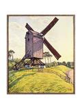 Kalf Windmill