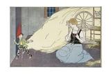 Rumpelstiltskin Illustration