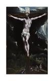 Le Christ sur la Croix Giclée par El Greco