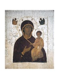 Our Lady of the Wayfarers (Odigitria or Hodegetria)