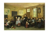 In the Schoolroom