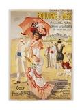 Boulogne S Mer Poster
