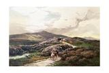 A Highland Landscape  Killin  Perthshire