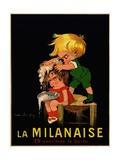 La Milanaise Poster