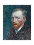Auto-portrait Giclée par Vincent Van Gogh