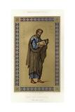 Book Illustration of Saint John the Evangelist