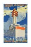 Chambre De Commerce Boulogne-sur-Mer Travel Poster