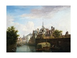 A View of Ghent