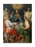 Cena in Emmaus (Supper at Emmaus)