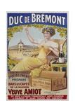 Duc De Bremont Poster