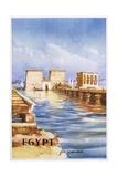 Egypt for Romance Poster