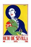 Hijo De Sevilla (Son of Seville) Poster