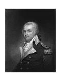 Portrait Engraving of General Henry Lee