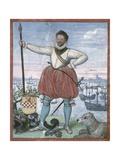 Portrait of William Ii De La Marck