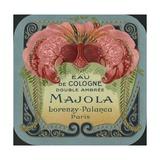 Majola Perfume Label