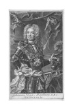 Portrait of John Churchill  Duke of Marlborough