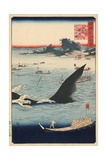 Whale Hunting at the Island of Goto in Hizen