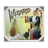 Wizard Trade Card