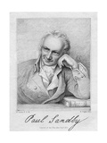 Paul Sandby 19th-Century English Engraving