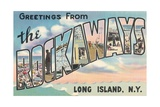 Greetings from the Rockaways  Long Island  New York