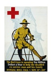 Red Cross Annual Roll Call Poster