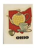 Ohio Travel Decal