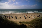 Wenningstedt Beach on Sylt Island