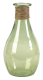 Mendocino Recycled Green Vase - Large