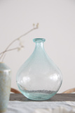 Adria Bubble Glass Vase - Small